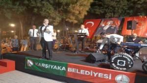 Karşıyaka'da Balkan Rüzgarı Esti