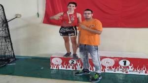 Muay Thai Şampiyonu Belli Oldu!