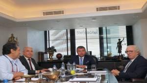 Zeytin ve Zeytinyağı İhracatının Liderleri Ödüllerine Kavuştu
