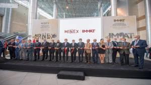 9. MINEX Madencilik Fuarı Açıldı