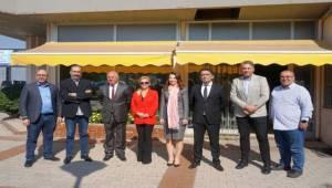 Başkan Karakayalı'dan İGC Ziyareti