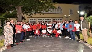 Bornova'dan Cimnastik Salonu Müjdesi