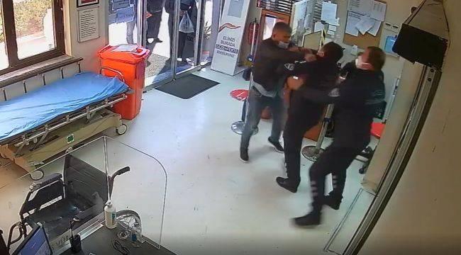 Eşrefpaşa Hastanesi'nde Saldırı!
