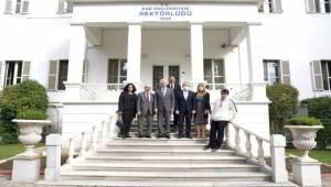 EÜ'de Turizm Fakültesi Açılış Dersi Etkinliği
