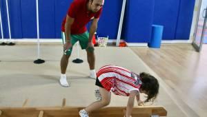 Geleceğin sporcularına temel hareket eğitimi