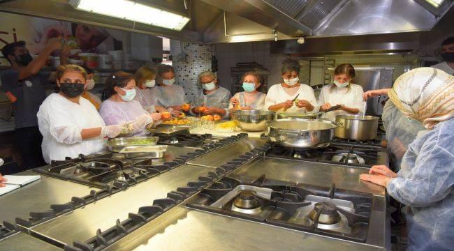 Kadınlar İçin Mutfak Atölyesi