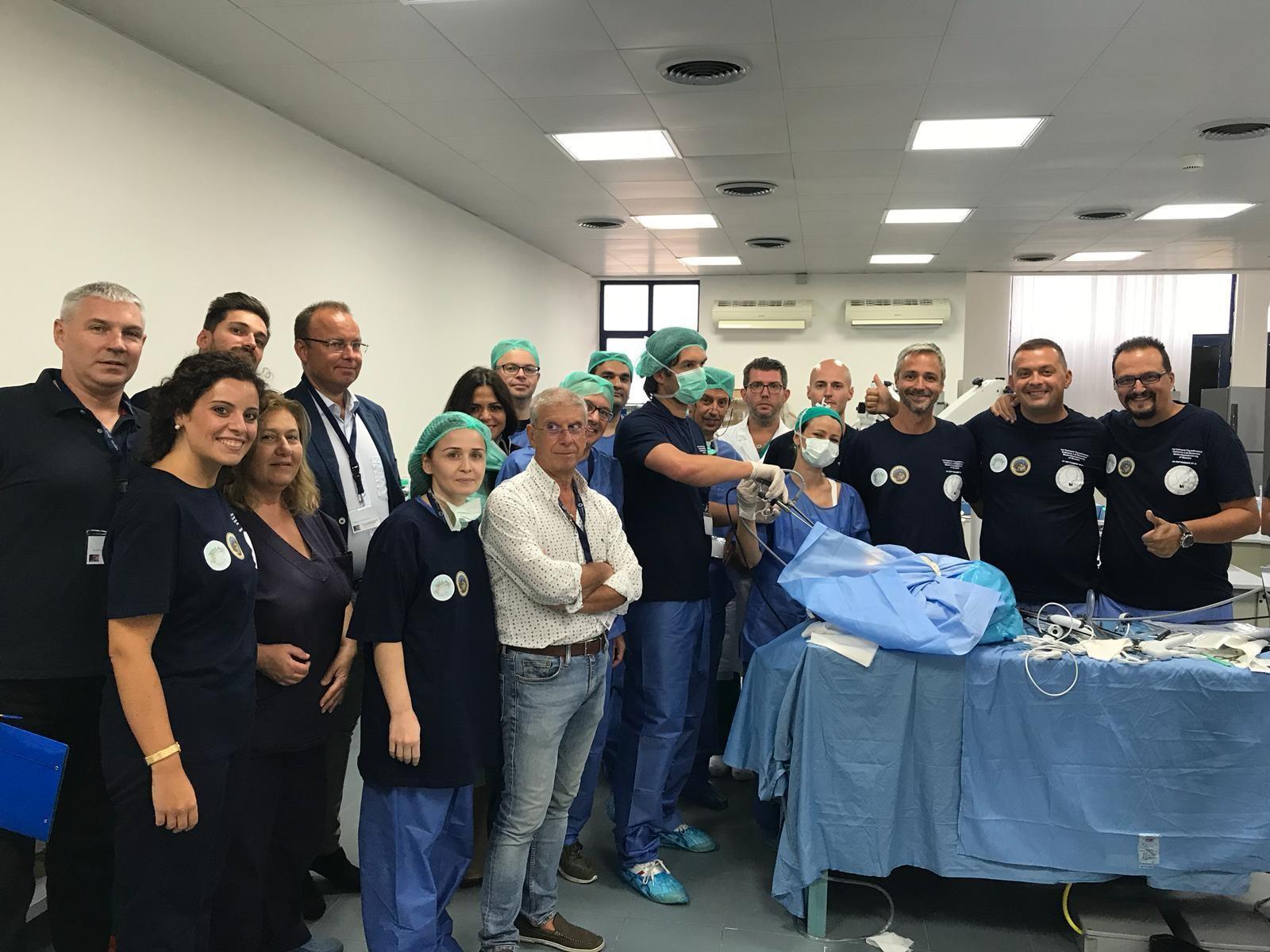 İtalya'da Ege Tıp'ın ayak sesleri