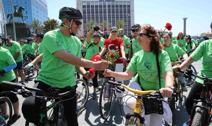 Bisiklet Tutkunları Buluşuyor