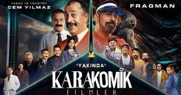 Karakomik Filmler fragmanı yayınlandı!